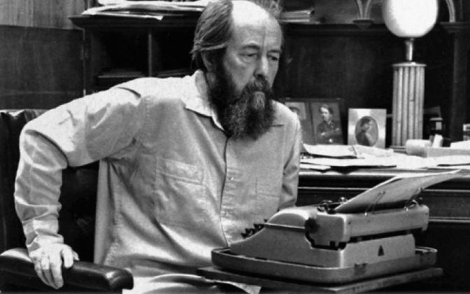 Koncentráltan a liberálisokról: Szolzsenyicin, Nobel-díjas orosz író, után