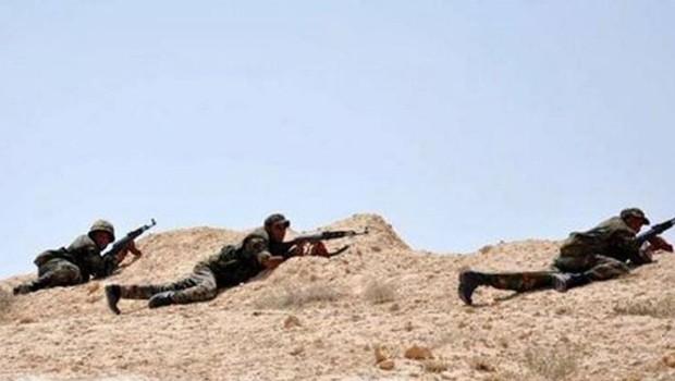 Hadi helyzet Aleppo tartomány délkeleti területén
