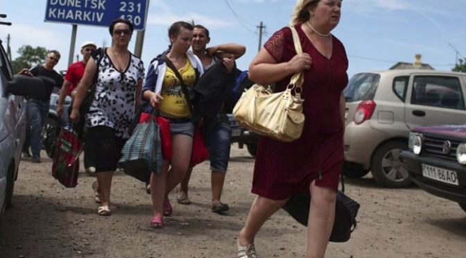 Németország: Ukrán háborús menekültek nemkívánatosak