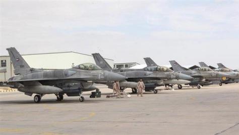 Emirátusi vadászgépek