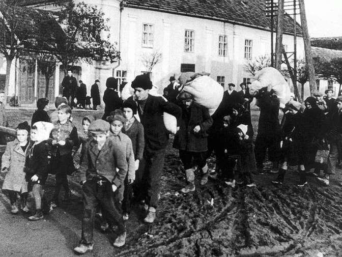 70 éve írták alá a magyar-csehszlovák lakosságcsere-egyezményt