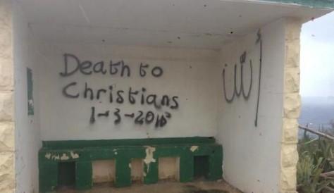 Halál a keresztényekre!!!