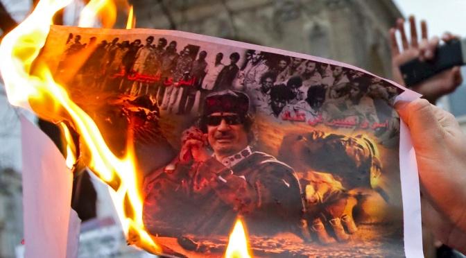 Gyakorlóterep Líbia: A NATO-nak jól jön az anarchia