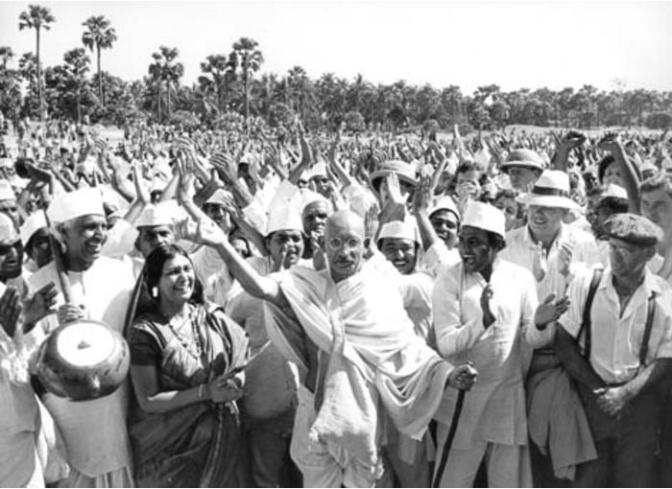 Mahatma Gandhi-1930
