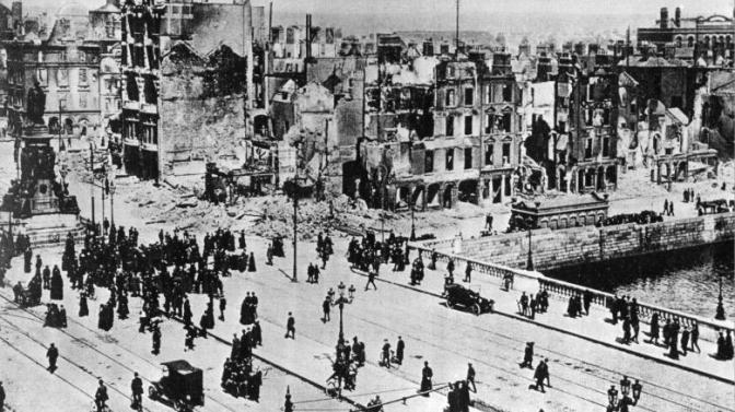 100 éve keltek fel az írek a brit uralom ellen, I. rész