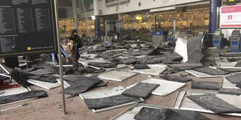 photo-prise-apres-les-explosions-par-jef_explosions à Bruxelles