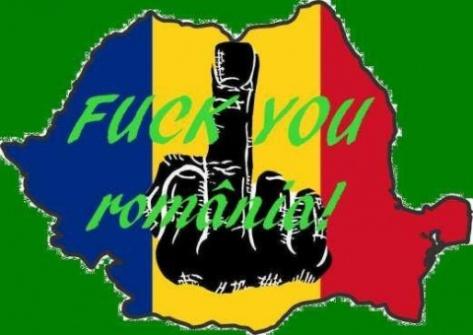 Rromania-fuck-you