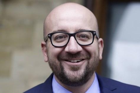 Saul Fia: Charls Michel belga miniszterelnök