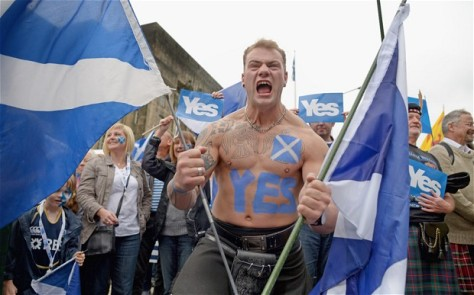scotland_függetlenségi-tüntetés