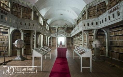 Batthyáneum könyvtár Gyulafehérvár