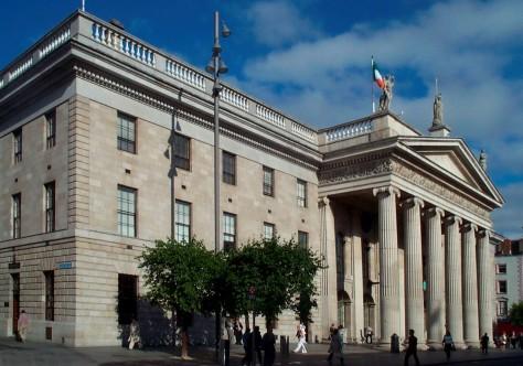 Dublin-föposta-épülete