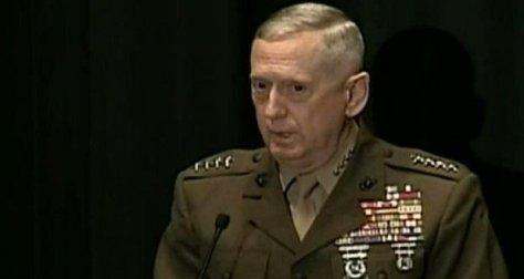 General James Mattis. Kép: Cspan