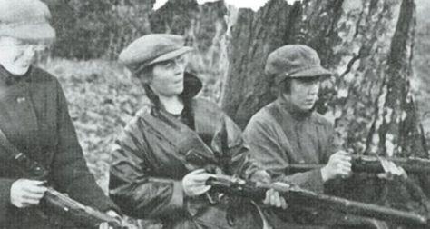 ír felkelő nők