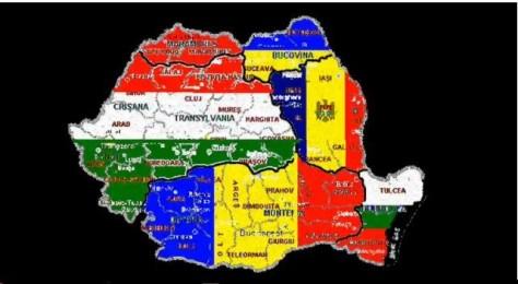 Románia parazita állam. Az oláhok Erdélyen és Moldávia egy részén élősködnek!