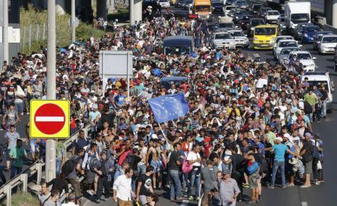 Európai nemzetek erőltetett öngyilkossága