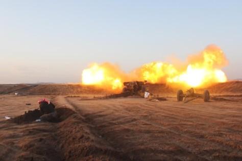 A terroristák bevették Hán Tumán városát, mire Assad is és az oroszok is besokaltak!