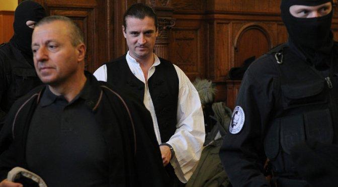 Budaházy György, akit a PT tagjai martalócnak, terroristának neveznek és életfogytiglanra ítélni akarnak!