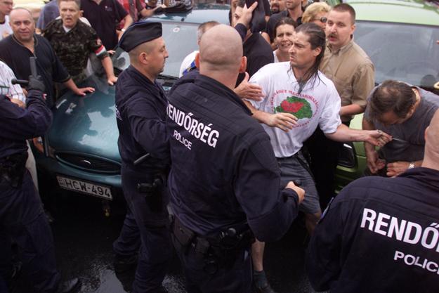 Budaházy György felhívása! A magyarországi PT tagjaiból verbuvált kormány retorziója