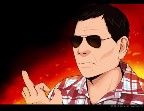 Rodrigo Duterte-Fülöpszigetek1