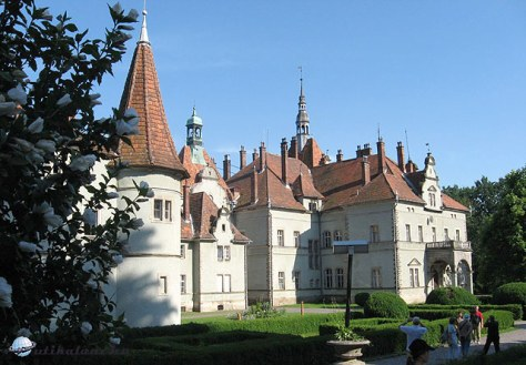 Beregszentmiklós kastély
