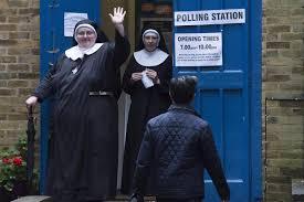 Az apácák milyen rendfőnöki utasítást követtek?