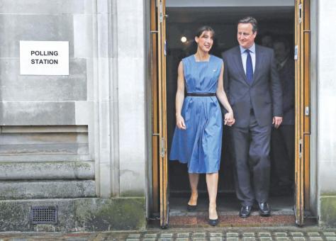 Cameron Cameleon leadta szavazatát!