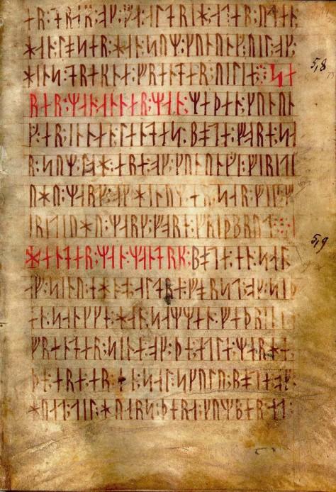 viking runak