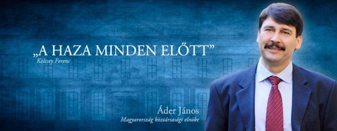Nyílt levél Magyarország Köztársasági Elnökének, Áder János úrnak, a népszavazás kérdésének ügyében
