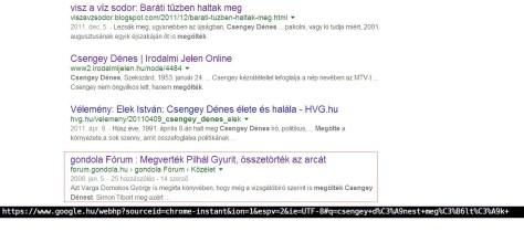 linkcsokor Csengey Orbán Boross Lezsák Polt