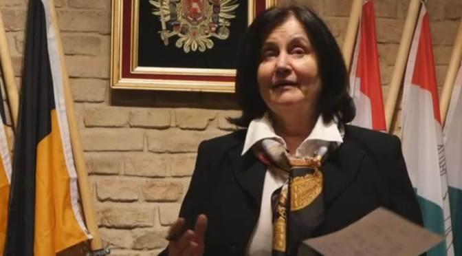 Dr. Eva Maria Barki: Európa veszélyben