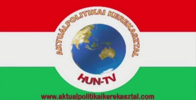 Hun Tv: Az anticionizmus ugyanolyan üldözendő ezentúl, mint az antiszemitizmus (Aktuálpolitikai Kerekasztal 2017. július 20 – 27.)