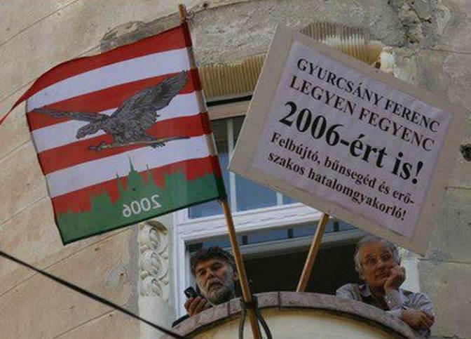 Szombaton ott voltam a Kossuth téren