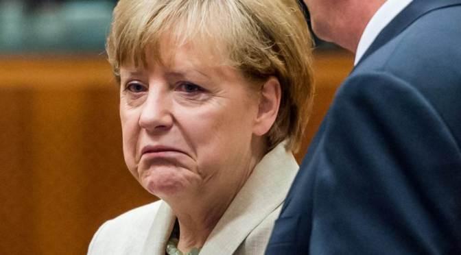 Az eddigi legdurvább nyílt levél Merkelnek