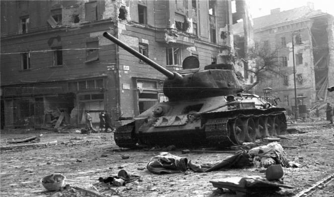 A teljes igazság '56-ról – népünk igenis a zsidó bolsevizmus ellen lázadt fel