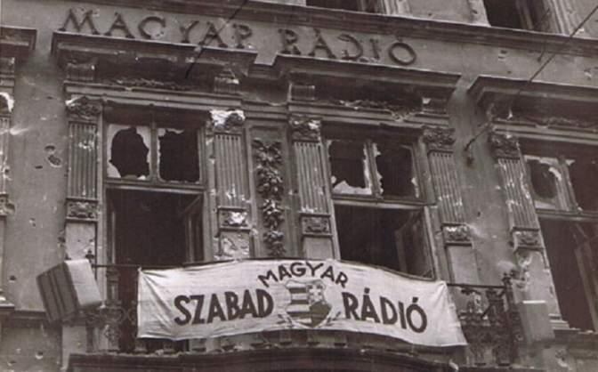 """1956. november 4.     """"… a szabad világ igenis beavatkozhatott volna…"""""""