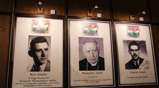 '56-os kiállítás-megnyitó magyarellenes támadás alatt