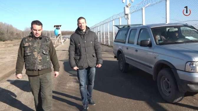 ÁLRUHÁS ORSZÁGJÁRÁS – Mezőőr a határon