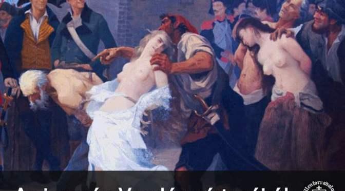 A francia forradalom igazi arca
