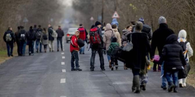 A 2015-ös év szenzációja volt, hogy migránsok (?) özönlik el Európát