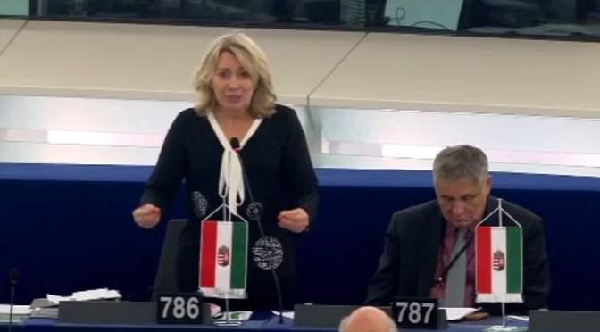 Tanuljanak meg hallani! – Morvai felszólalása az Európai Parlamentben
