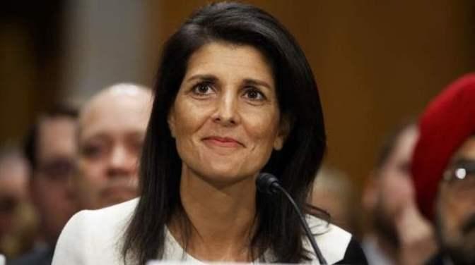 Megjegyezzük azok nevét, akik nem támogatnak minket – mondta az USA új ENSZ nagykövete