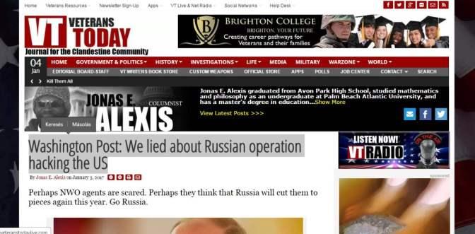 Washington Post: Hazugság volt az orosz hackertámadás az USA ellen
