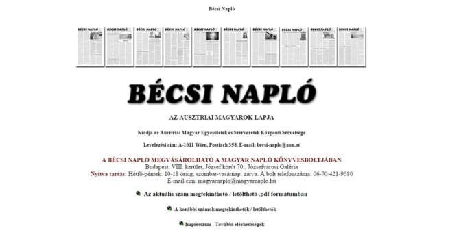 Nemtelen támadás a Magyarok Világszövetsége ellen