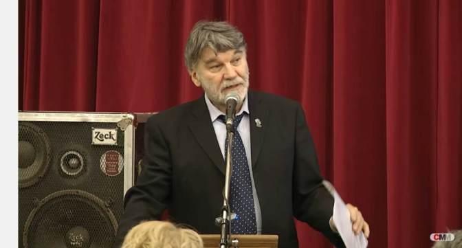 A Szent Korona Jövője: Nemzetépítés! – Dr. Bene Gábor előadása a MAREVOSZ szervezésében