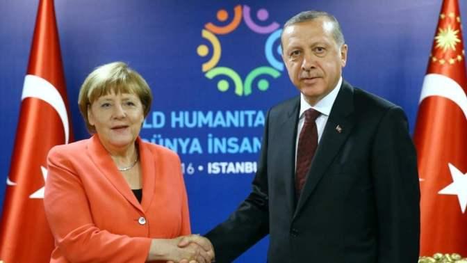 Szenzáció! Ott voltunk Merkel és Erdogan találkozóján Ankarában!