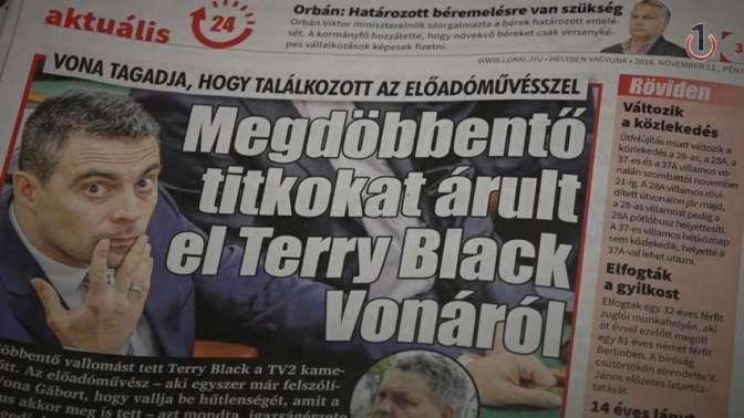 Közpénzből osztogatják a Fidesz propagandát Dunaújvárosban