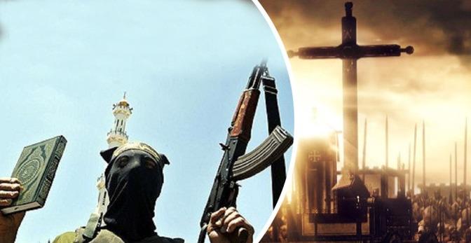 A végidők szent háborúinak küszöbén állunk?