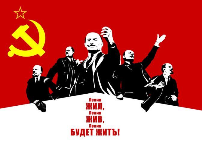 Lenin élt, Lenin él, Lenin élni fog? – ESTI MESE LENINRŐL