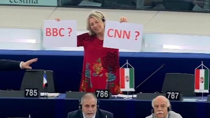 Morvai Krisztina: 1984? – Az EU ördögi tervei a gondolatrendőrségről