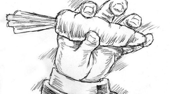 A répa és a bot – avagy: a koreai félsziget rendezése amerikai módra